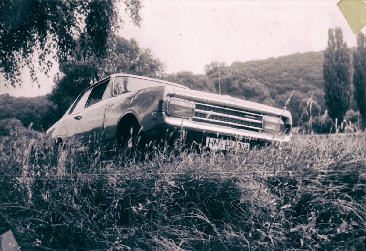 Opel C-Rekord (Baujahr 1969)