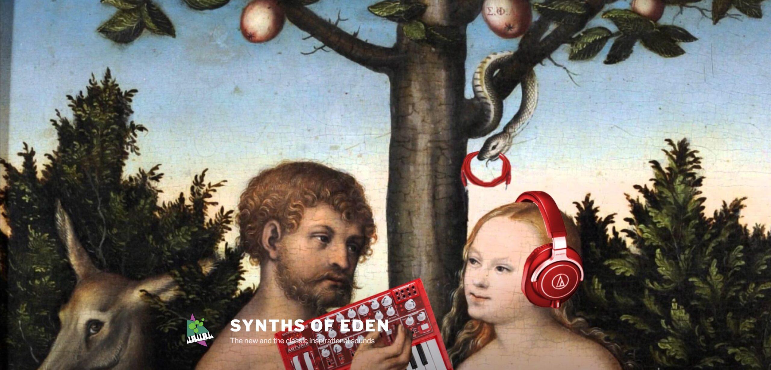 Panoptikum bei Synths of Eden – Ein Lied von Dadanaut