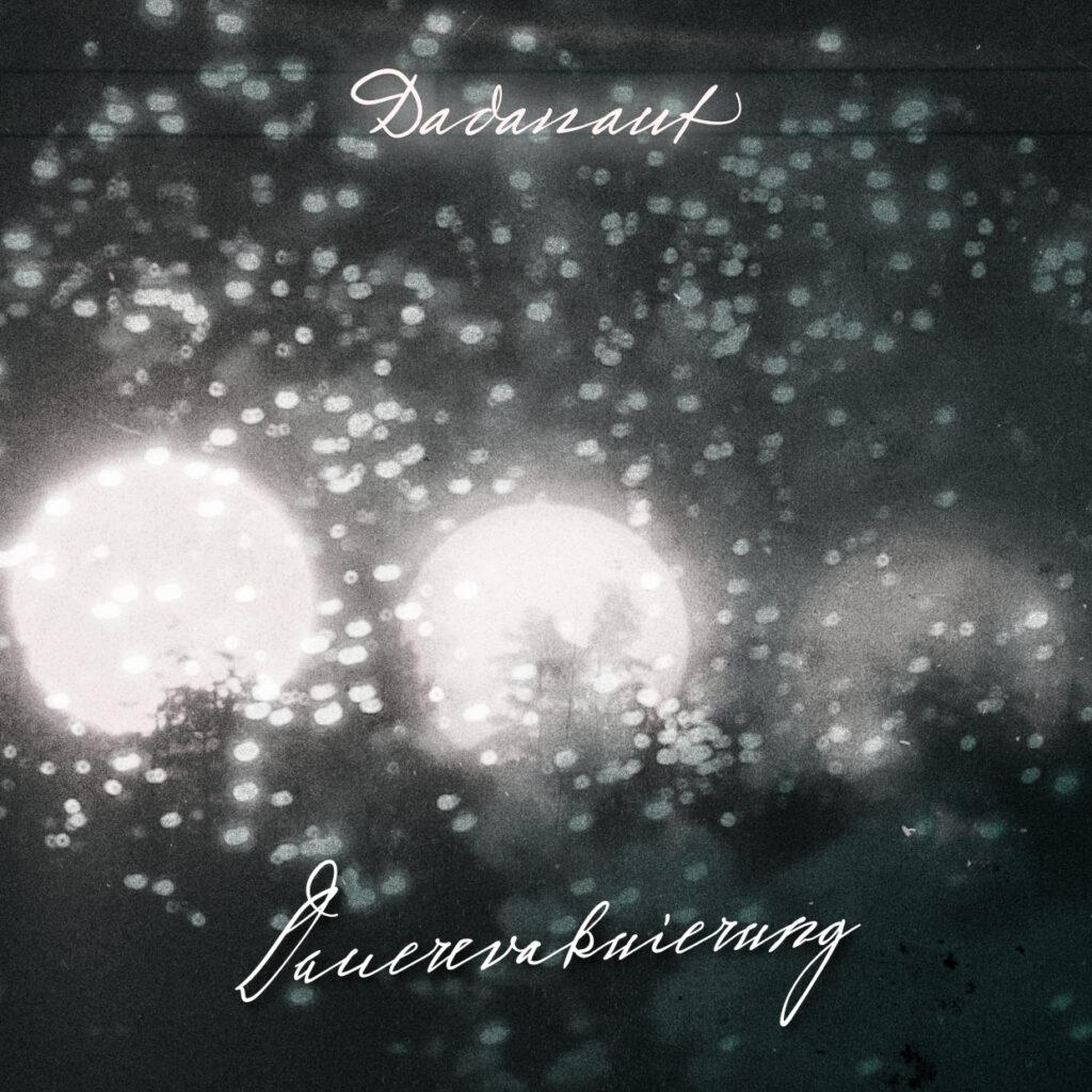 Dadanaut – Dauerevakuierung Titelbild – Cover