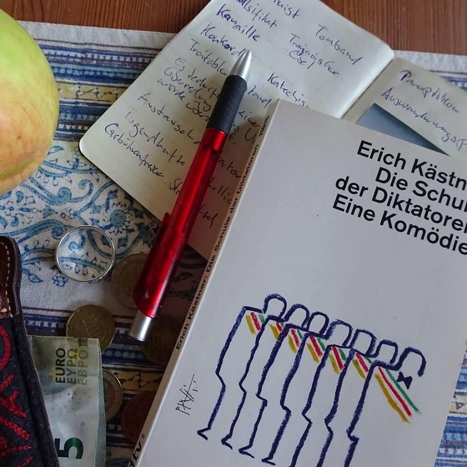 Erich Kästner – Die Schule der Diktatoren