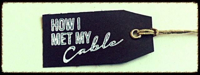 """Verkabelungsbedarf decken bei """"How I met my Cable"""""""