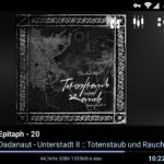 Es geht voran! Neue Musik für's Musikregal. Der Nachfolger der Unterstadt. – Dadanaut