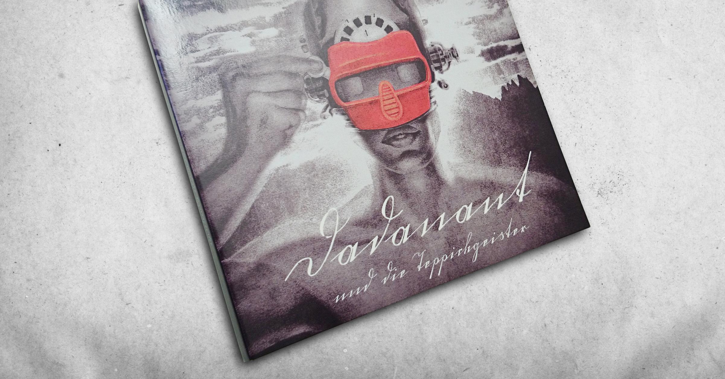 Teppichgeister CD im Pappkarton - 2