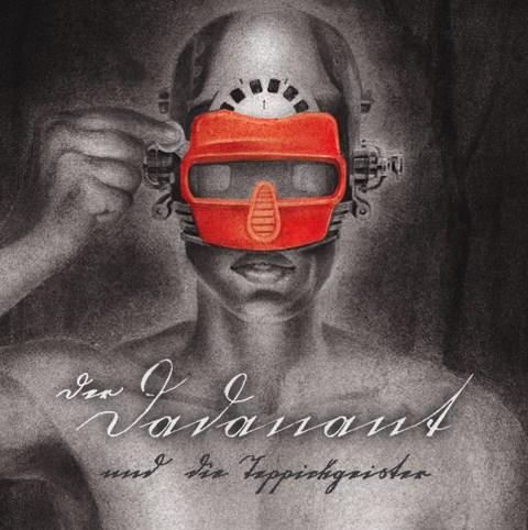 Das Titelbild für die Teppichgeister – Dadanaut