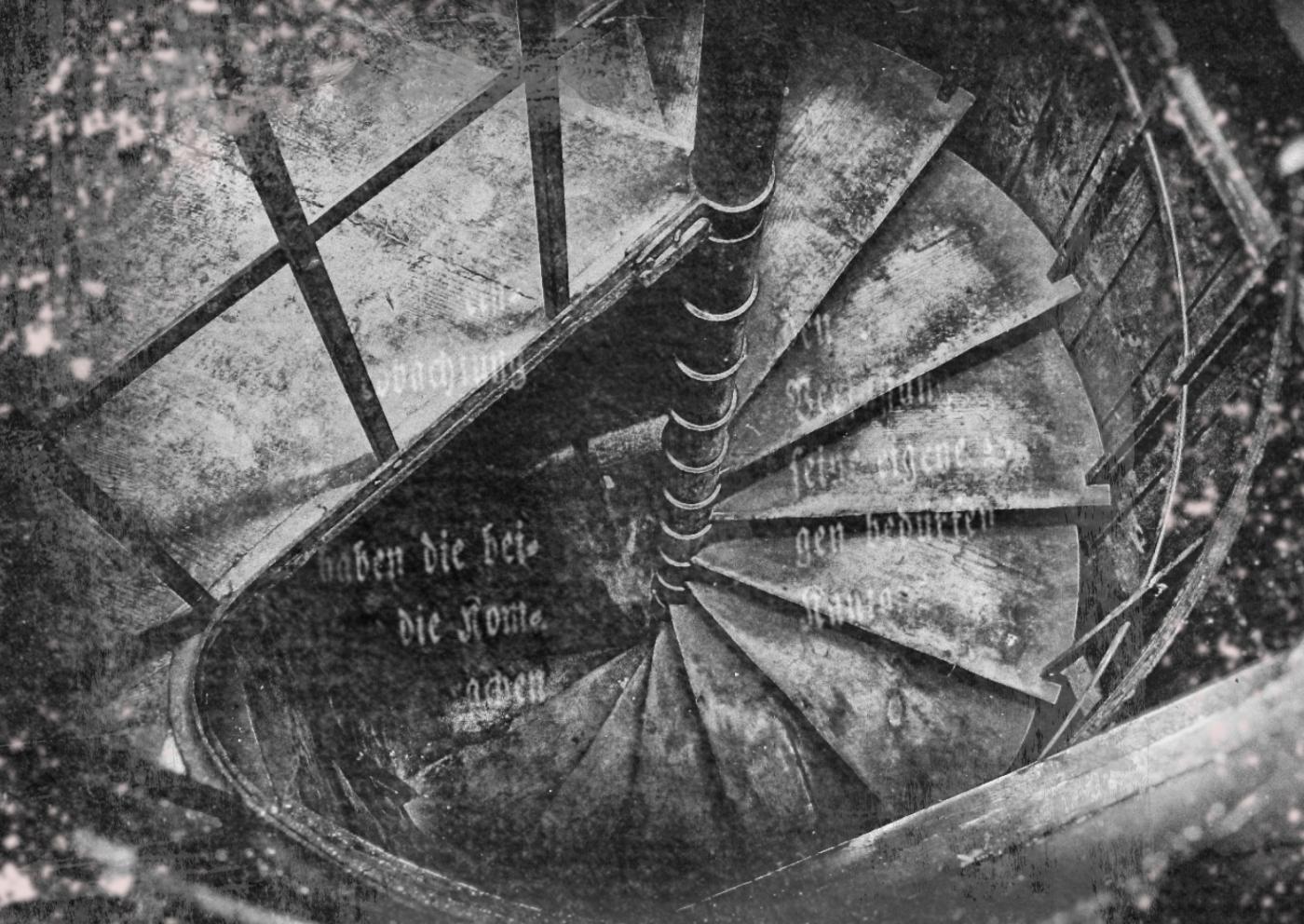 Die Treppe zur Unterstadt – Dadanaut